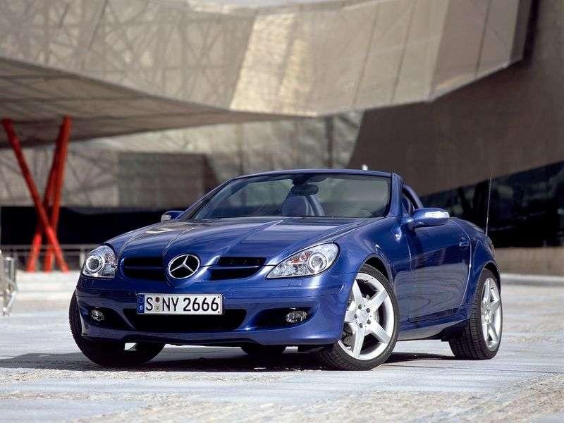 Mercedes Benz SLK Class R171Rodster SLK 55 AMG AT (2004–2008)