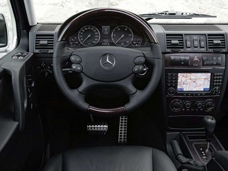 Mercedes Benz G Class W463 [restyling] SUV 3 dv. G 350 CDI AT (2008–2012)