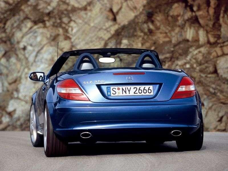Mercedes Benz SLK Class R171Rodster SLK 200K MT (2004–2008)