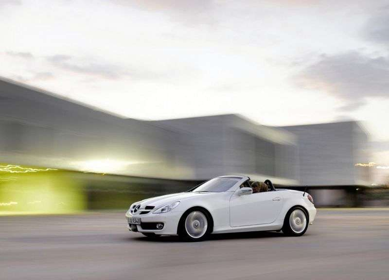 Mercedes Benz SLK Class R171 [restyling] SLK 300 MT (2009–2011) roadster