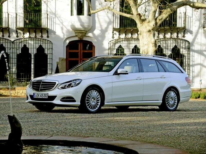 Mercedes Benz E Class W212 / S212 / C207 / A207 [restyling] 5 speed wagon. E 200 7G Tronic Plus Special Series (2013 – present)
