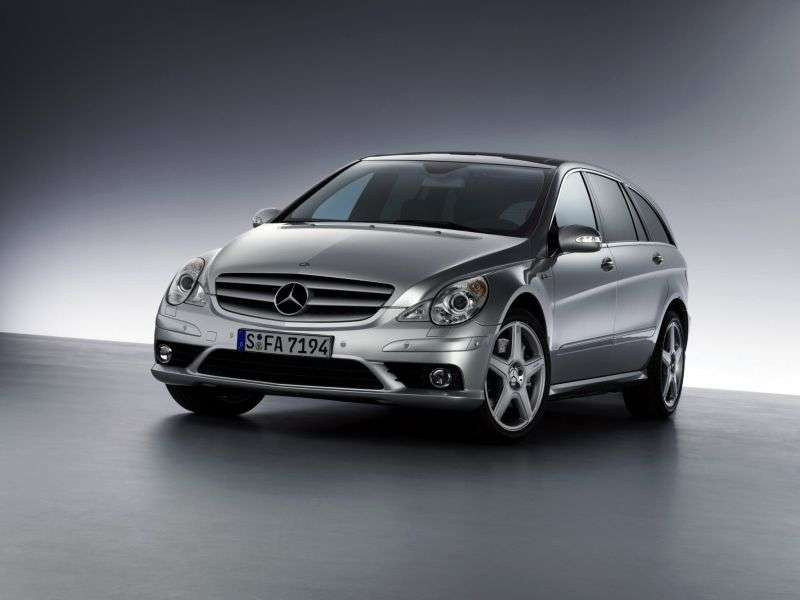 Mercedes Benz R Class W251AMG minivan 5 dv. R 63 AT AMG (2007–2010)