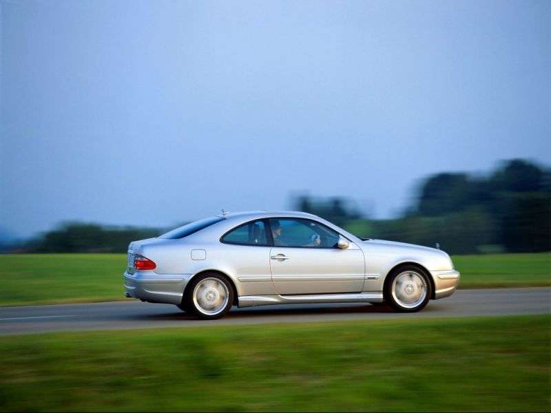 Mercedes Benz CLK Class W208 / A208AMG Coupe 2 dv. CLK 55 AMG AT (1999–2002)