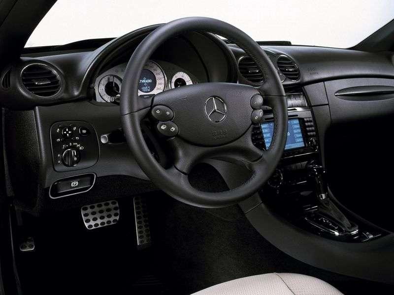 Mercedes Benz CLK Class C209 / A209 cabrio 2 dv. CLK 320 CDI MT (2005–2010)