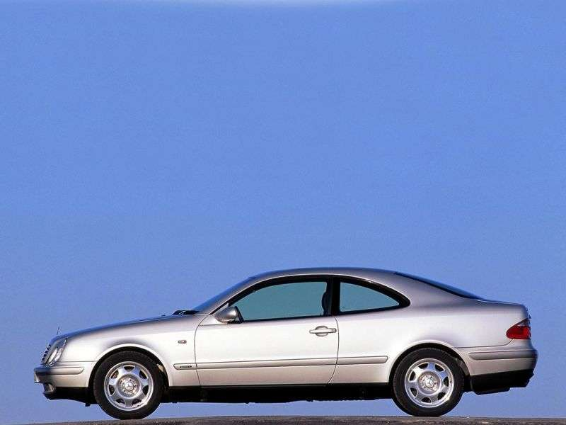 Mercedes Benz CLK Class W208 / A208 coupe CLK 200K AT (2000–2002)