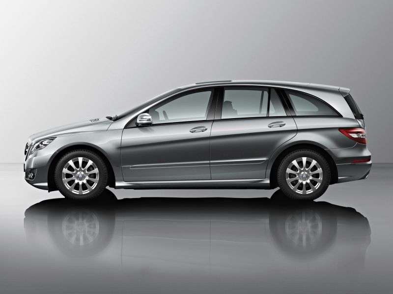 Mercedes Benz R Class W251 [restyling] minivan R 350 4MATIC AT long base Special series (2010–2013)