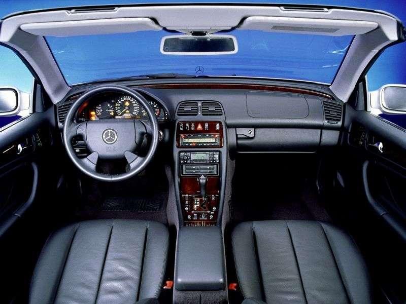 Mercedes Benz CLK Class W208 / A208 cabrio CLK 230K AT (2000–2002)