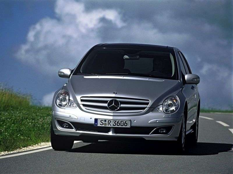 Mercedes Benz R Class W251minivan R 320 CDI 4MATIC AT (2007–2010)