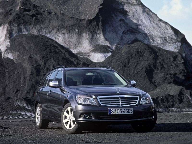 Mercedes Benz C Class W204 / S204universal 5 bit. C 350 CDI 4MATIC BlueEFFICIENCY 7G Tronic (2009–2010)