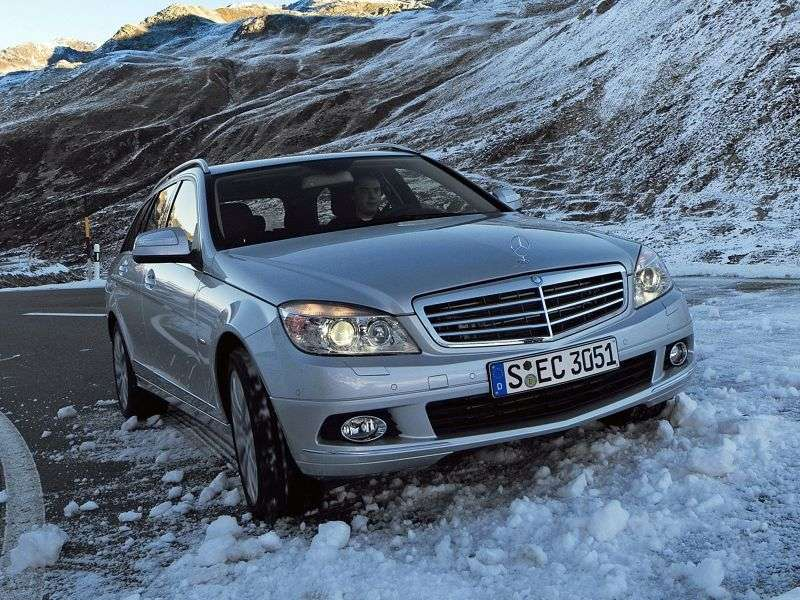 Mercedes Benz C Class W204 / S204universal 5 bit. C 250 CDI BlueEFFICIENCY MT (2009–2010)
