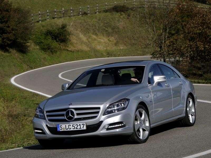 Mercedes Benz CLS Class C218 / X218 coupe 4 bit. CLS 350 CDI 4Matic BlueEfficiency 7G Tronic Plus Basic (2011 – n.)