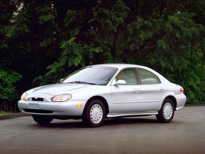 Mercury Sable 1st generation sedan 3.0 AT (1995–2001)