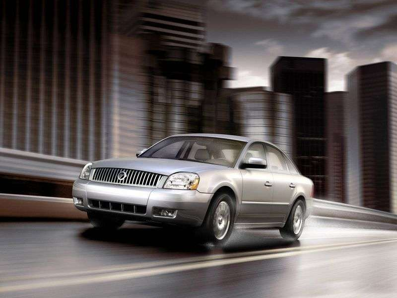 Mercury Montego 1st generation sedan 3.0 MT (2004–2007)