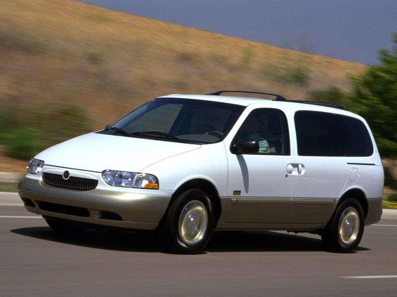 Mercury Villager 1st generation minivan 3.0 AT (1992–1998)
