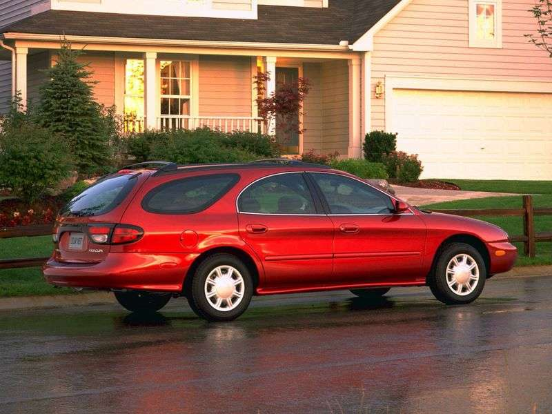 Mercury Sable 1st generation wagon 3.0 AT (1995–2001)
