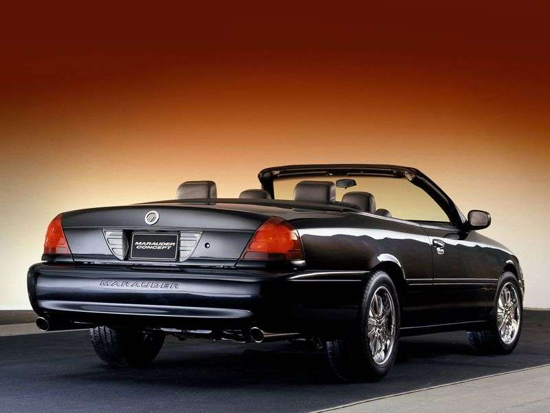 Mercury Marauder 1st generation 4.6 AT cabriolet (2002 – n.)