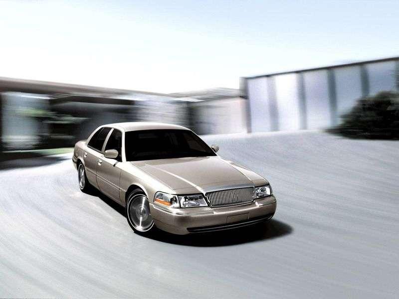 Mercury Grand Marquis 3rd generation sedan 4.6 AT (1991–2000)