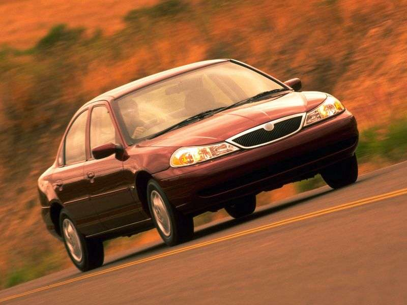 Mercury Mystique 1st generation 2.5 MT sedan (1995–2000)