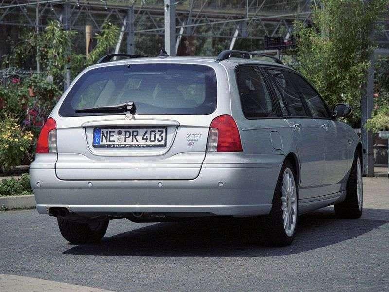 MG ZT 1st generation 4.6 MT wagon (2003–2005)