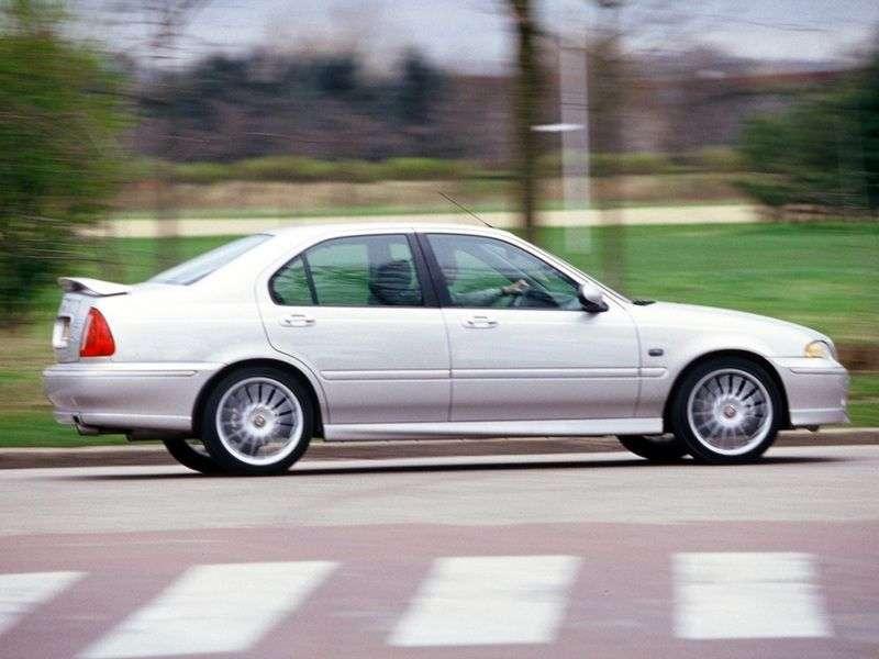 MG ZS 1st generation 2.5 MT sedan (2001–2005)