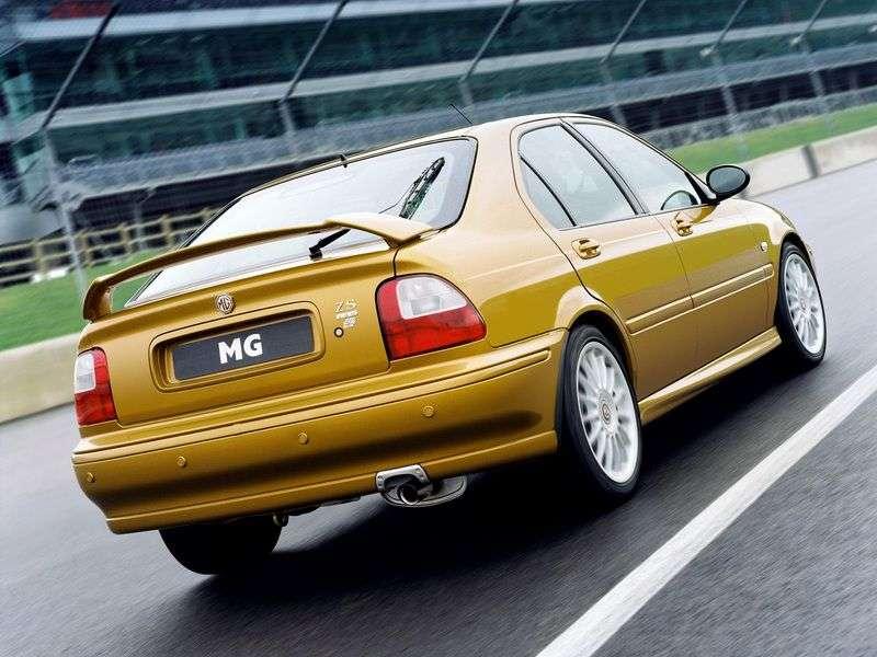 MG ZS 1st generation hatchback 2.5 MT (2001–2005)