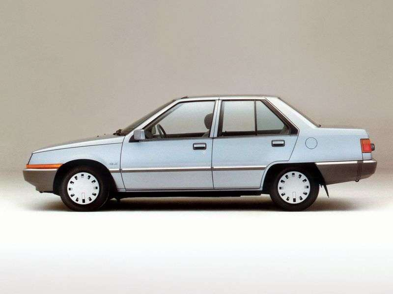 Mitsubishi Lancer Fiore 2nd generation sedan 2.0 MT (1983–1992)