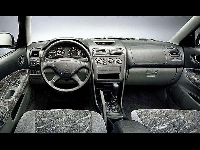 Mitsubishi Galant 8 generation universal 2.5 V6 MT AWD (1996–2000)