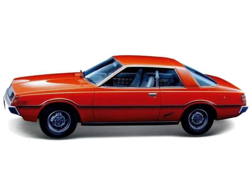 Mitsubishi Galant 3rd generation Lambda Coupe 2.0 MT Eterna (1976–1984)
