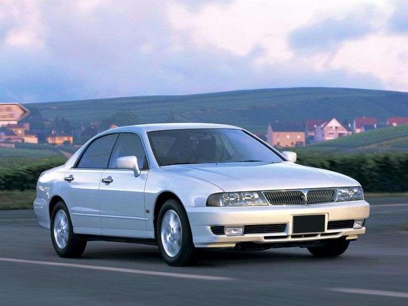 Mitsubishi Diamante 2nd generation sedan 3.5 AT (1996–2002)