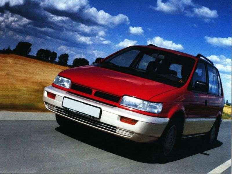 Mitsubishi Space Runner minivan 1.generacji 1.8 AT (1991 1995)