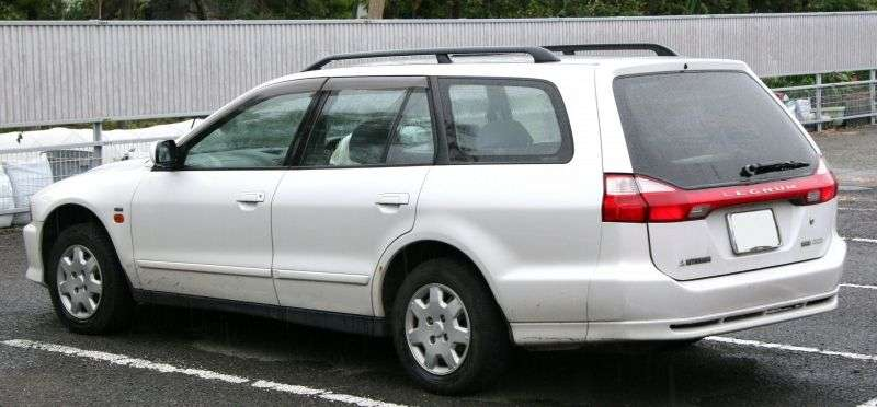 Mitsubishi Legnum 1st generation wagon 2.0 AT (1996–2000)