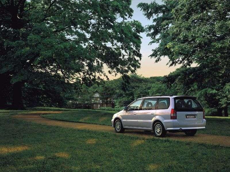 Mitsubishi Space Wagon Typ N50minivan 2.0 MT (2002 2004)