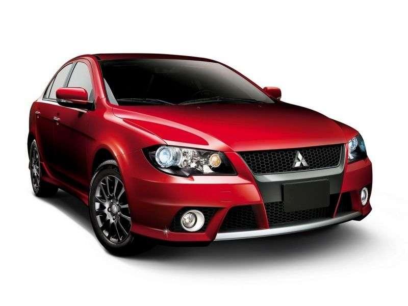 Mitsubishi Lancer 7th generation iO sedan 1.8 CVT (2007 – n.)