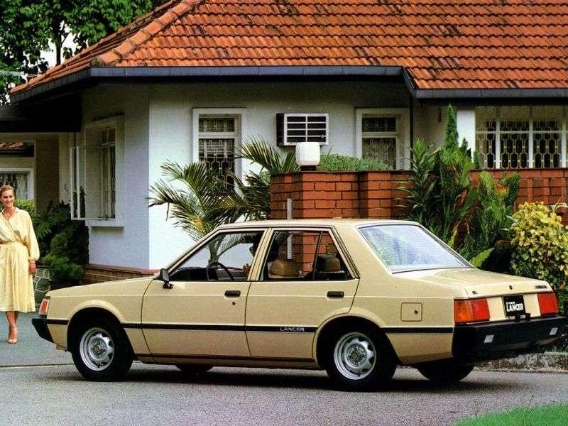 Mitsubishi Lancer EXSedan 1.2 MT (1979 1983)