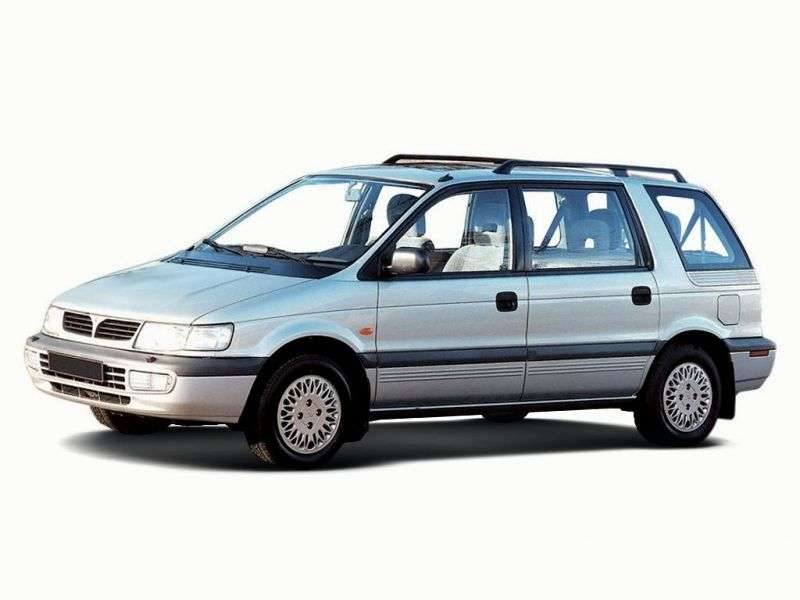 Mitsubishi Space Wagon Typ N30 / N40 minivan 2.0 AT (1991–1998)