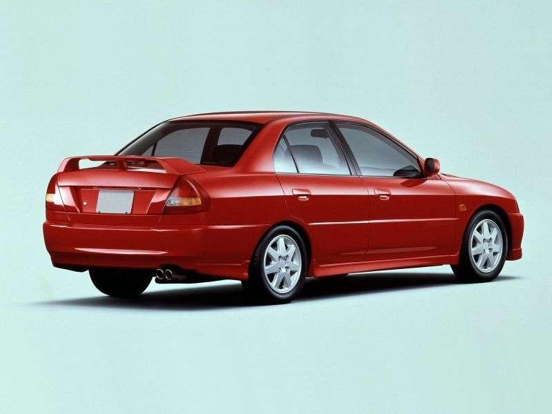 Mitsubishi Lancer 5 generation 4 door sedan. 1.5 AT (1995 1997)