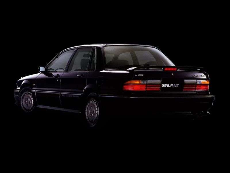 Mitsubishi Galant 6th generation sedan 1.8 AT (1988–1993)