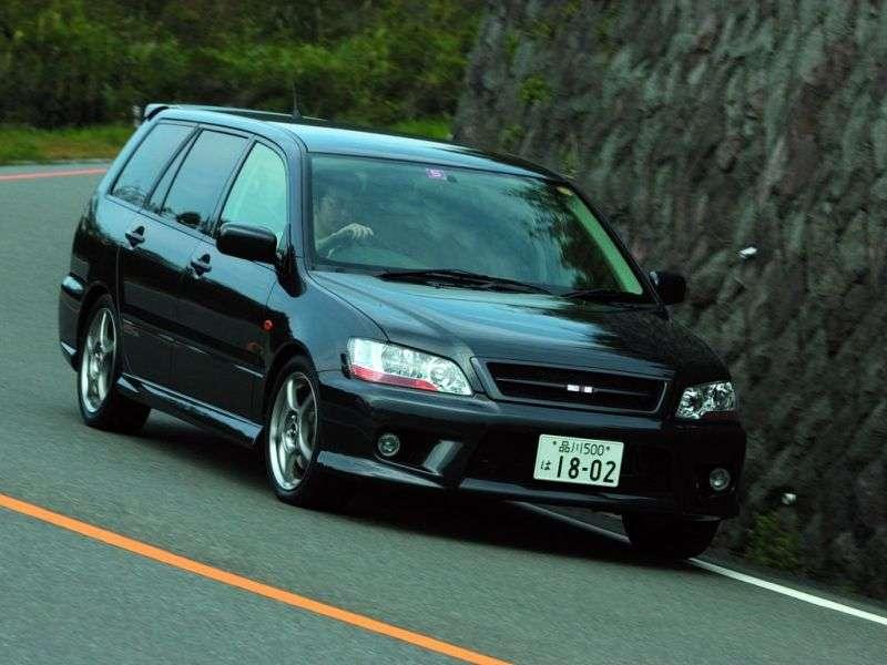 Mitsubishi Lancer 6th generation Ralliart Cedia wagon 5 bit. 1.8 T AT (2000–2003)