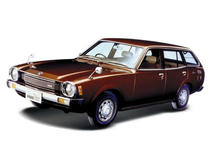 Mitsubishi Lancer A70 [2nd restyling] JDM universal 1.2 MCA MT (1977–1979)
