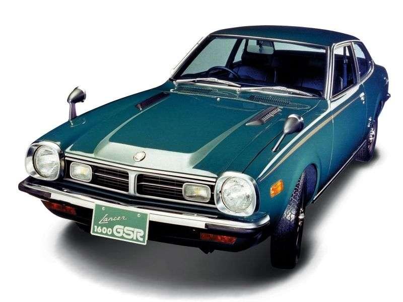 Mitsubishi Lancer A70sedan 2 dv. 1.4 5MT (1973–1974)