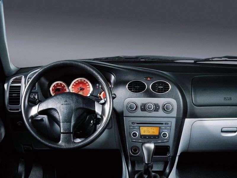 Mitsubishi Lancer 6th generation [2nd restyling] CN spec. 4 door sedan 1.6 MT (2006 – present century)