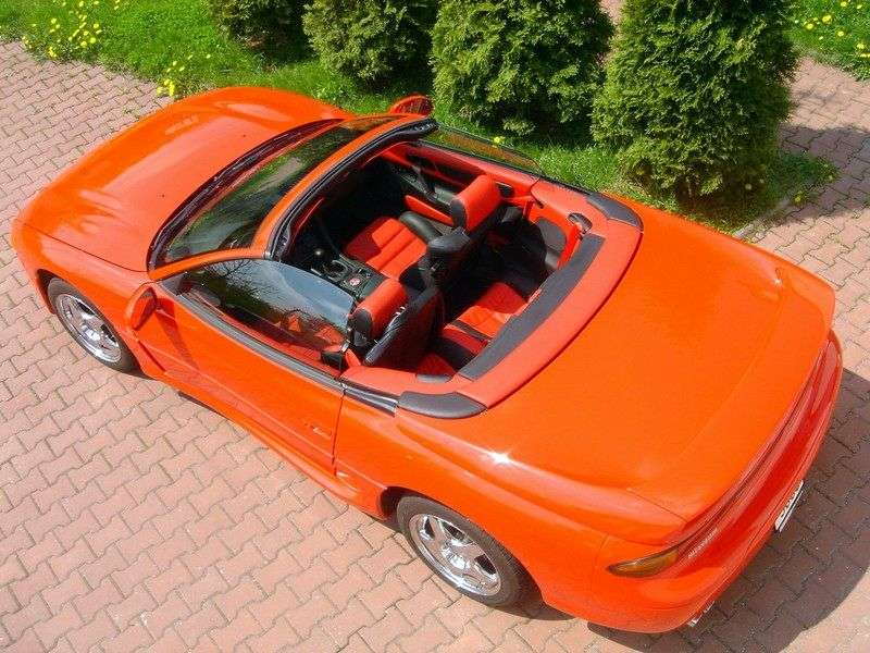 Mitsubishi 3000 GT 2nd generation convertible 3.0 Twin Turbo MT (1995–1996)