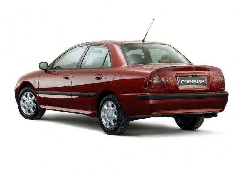 Mitsubishi Carisma 1st generation 1.8 AT GDI sedan (1997–1999)