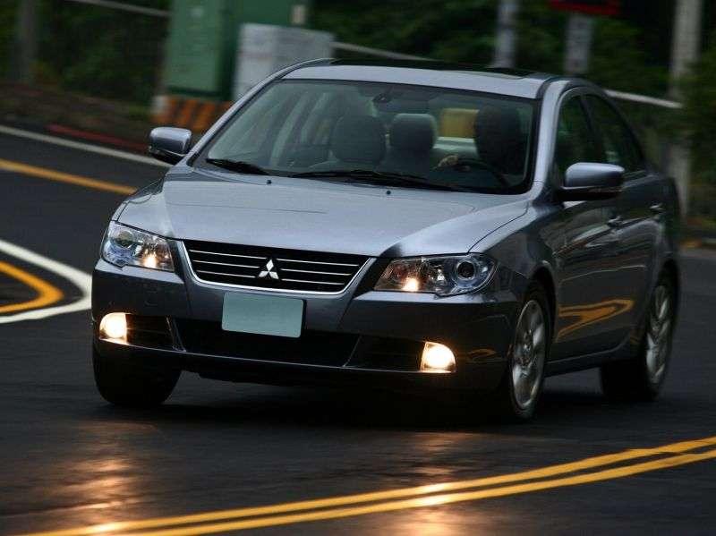 Mitsubishi Lancer 7th generation Fortis 4 door sedan. 2.0 CVT (2007 – present)