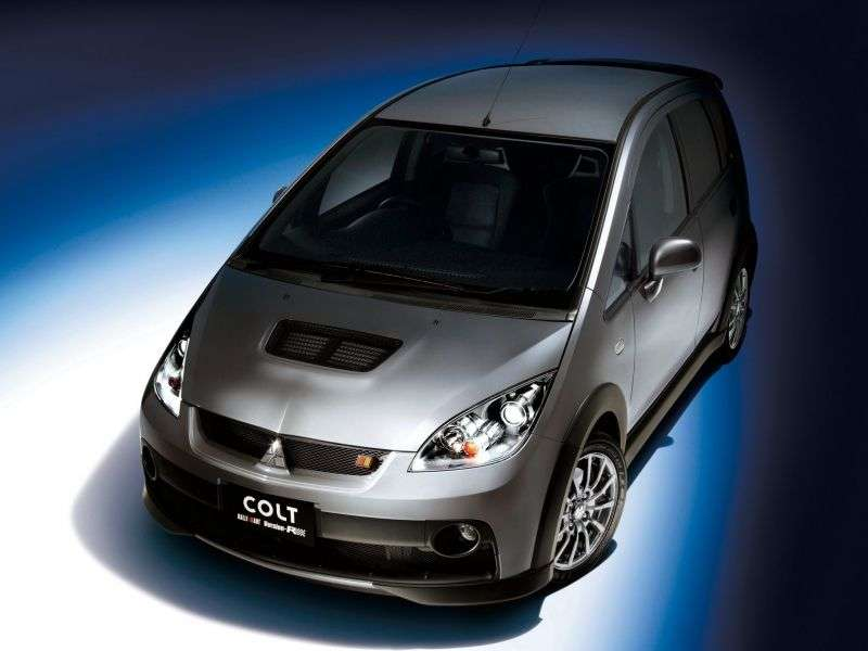 Mitsubishi Colt Z30Ralliart Version R 5 bit hatchback 1.5 Turbo CVT (2006–2008)