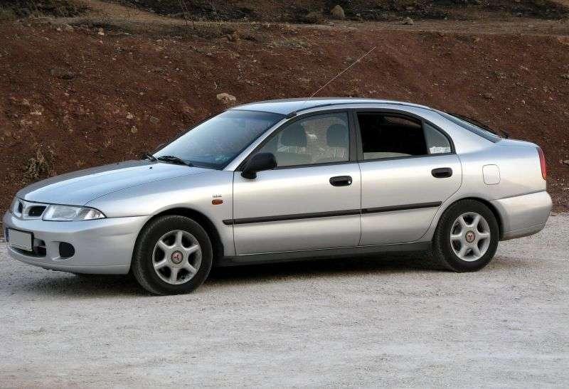 Mitsubishi Carisma 1st generation hatchback 1.9 TD AT (1995–1999)