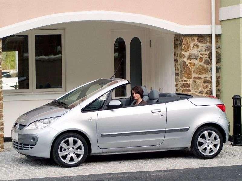 Mitsubishi Colt Z30CZC Cabrio 1.5 MT (2006 2008)
