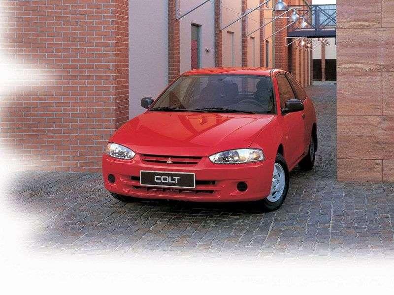 Mitsubishi Colt CJOHetchback 1.6 MT (2000–2002)