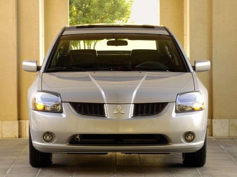 Mitsubishi Galant 4 drzwiowy sedan 9. generacji 3,8 AT (2003 2008)