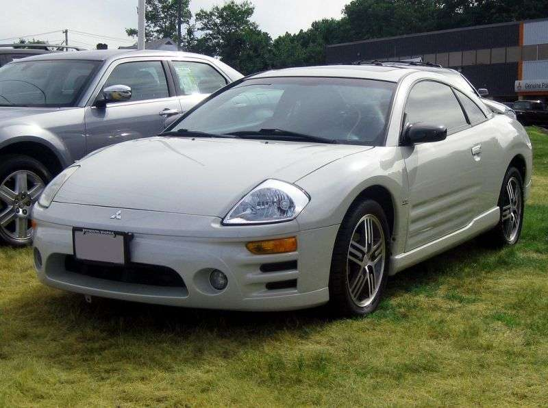 Mitsubishi Eclipse 3G Coupe 3.0 AT (2000–2005)